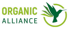 Logo organic alliance